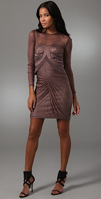 Catherine Deane Ivory Short Dress