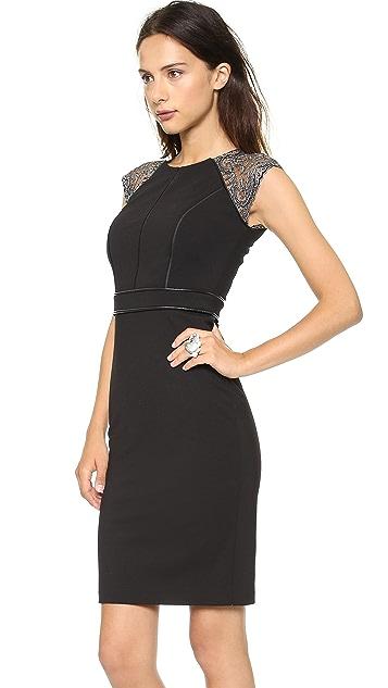 Catherine Deane Vanya Cap Sleeve Dress