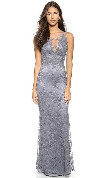 Catherine Deane Zuri Lace Maxi Dress
