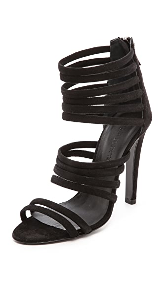 Charline De Luca Galatea Strappy Sandals