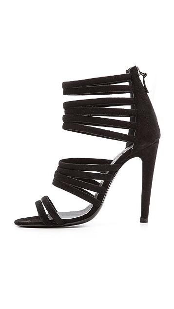 Charline De Luca Galatea Strappy Sandals