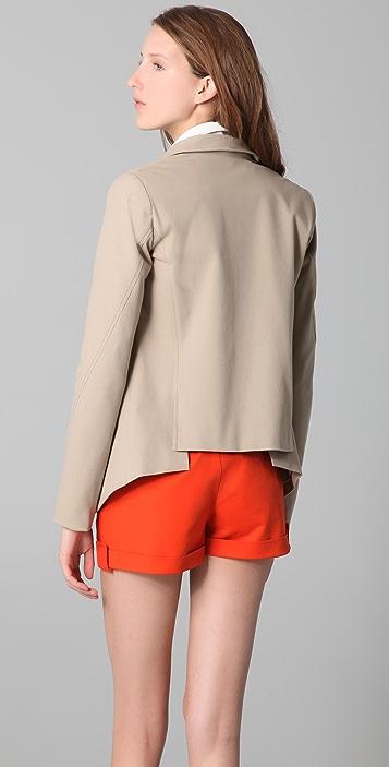 Derek Lam 10 Crosby Shawl Collar Jacket
