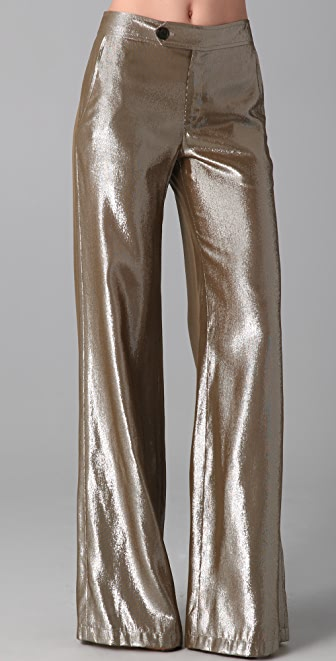 Derek Lam 10 Crosby Wide Leg Trousers