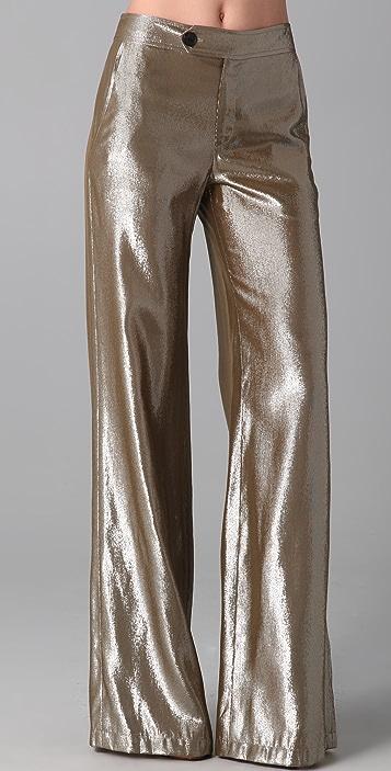Derek Lam 10 Crosby Wide Leg Trousers