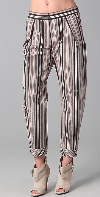 Derek Lam 10 Crosby Capri Pants