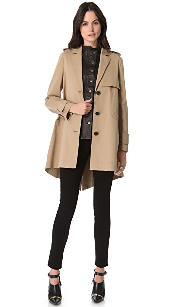 Derek Lam 10 Crosby Cape Trench