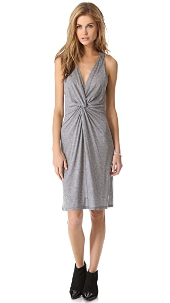 Derek Lam 10 Crosby Sleeveless Twist Dress