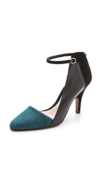 Derek Lam 10 Crosby Val Asymmetrical Pumps