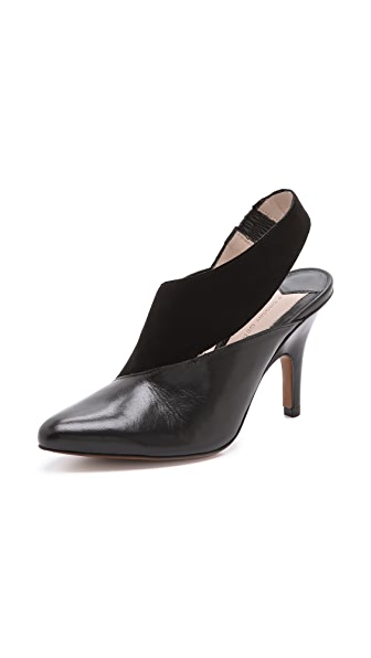 Derek Lam 10 Crosby Vira Asymmetrical Pumps