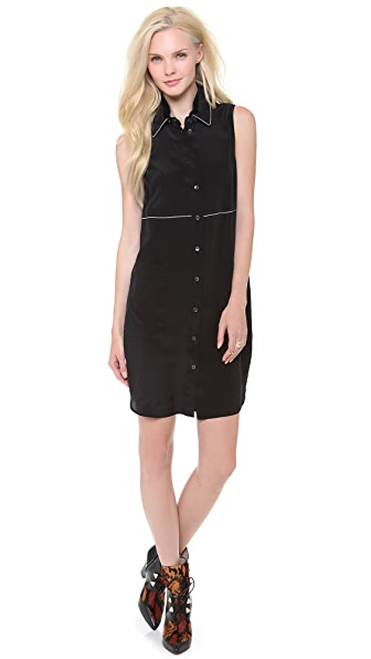 Derek Lam 10 Crosby Sleeveless Tunic / Dress