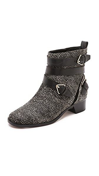 Derek Lam 10 Crosby Coleen Haircalf Booties