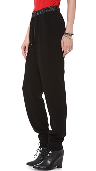 Derek Lam 10 Crosby Cool Suiting Pants