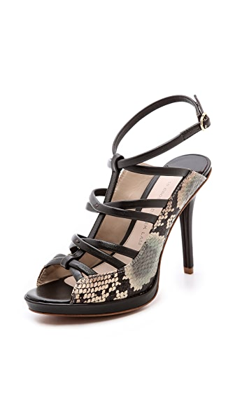 Derek Lam 10 Crosby Jims Strappy Sandals