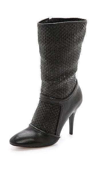 Derek Lam 10 Crosby Panya Woven Boots