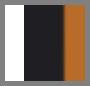 White/Orange/Navy