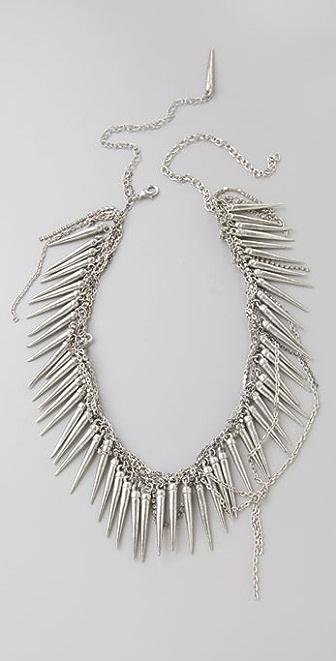 CECILIA DE BUCOURT Spike Necklace