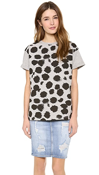 Etre Cecile Cheetah T-Shirt