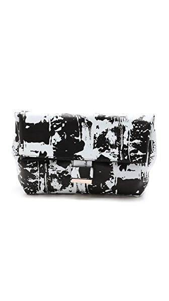 Cedric Charlier Multicolored Clutch
