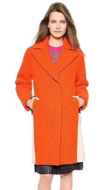 Cedric Charlier Wool Coat