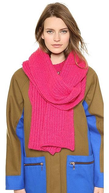 Cedric Charlier Knit Scarf