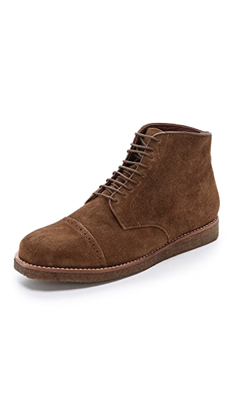 Centre Commercial Pantal Suede Boots