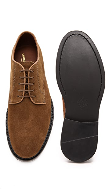 Centre Commercial Commodore Suede Shoes