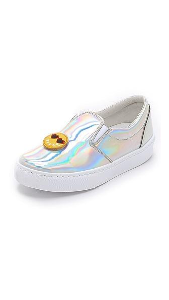 Chiara Ferragni I Feel Slip On Sneakers