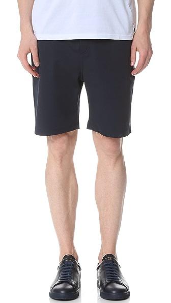 Capital Goods Bonded Pique Sweat Shorts