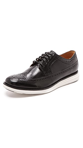 Cole Haan Lunargrand Longwing Brogues