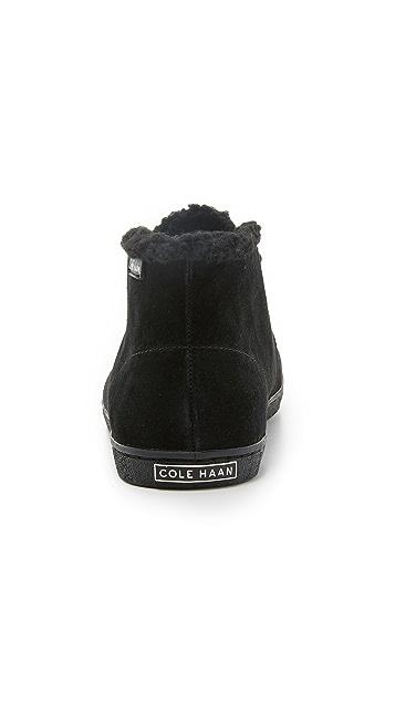 Cole Haan Pinch Suede Weekender Chukka Boots