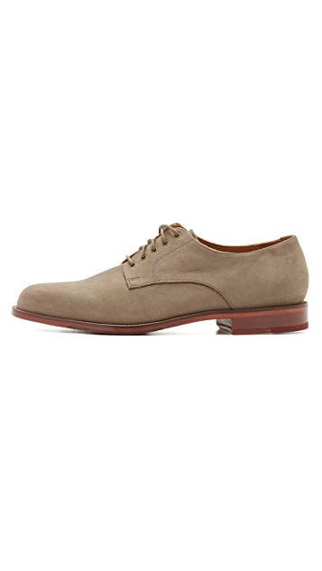 Cole Haan Carter Grand Plain Toe Oxfords