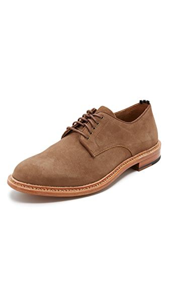 Cole Haan Todd Snyder X Cole Haan Willet Plain Toe Oxfords
