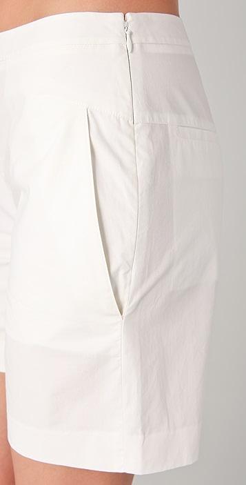 Chalayan Grey Line Profile Shorts