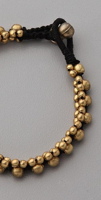 Chan Luu Brass Nugget Bracelet