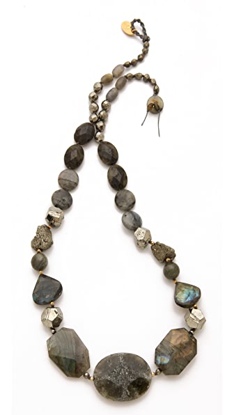 Chan Luu Mixed Stone Necklace