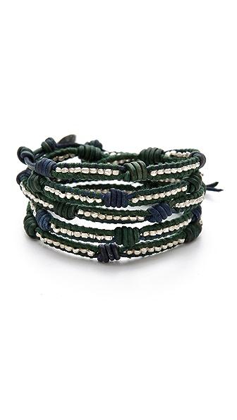 Chan Luu Knotted Wrap Bracelet