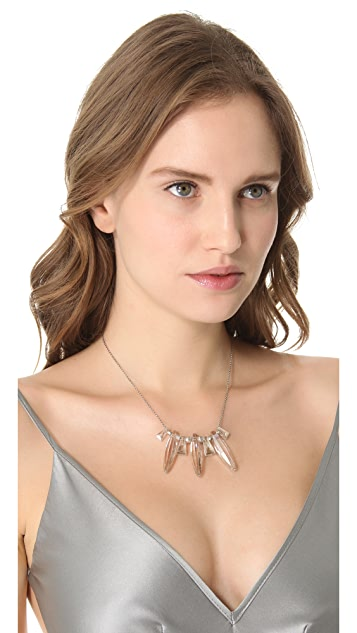 Chan Luu Crystal Bib Necklace