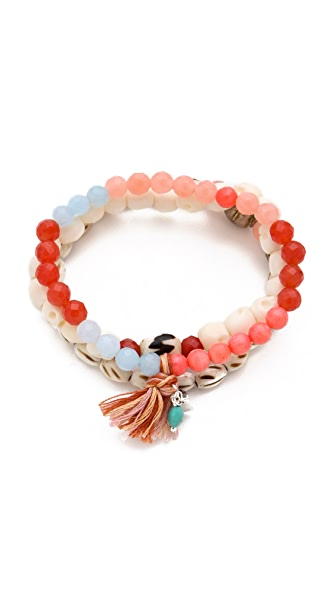 Chan Luu Stretch Bracelet Set