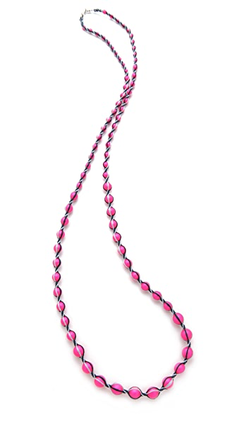 Chan Luu Graduated Bead Necklace