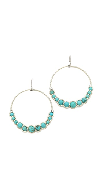 Chan Luu Hoop Earrings