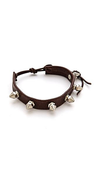 Chan Luu Spike Bracelet