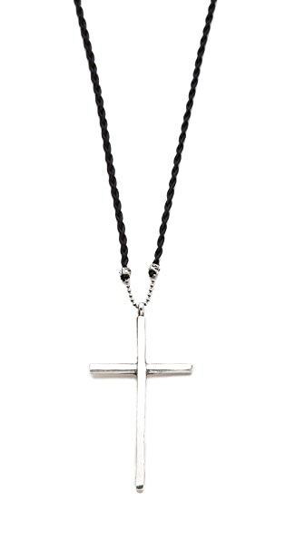 Chan Luu Cross Necklace