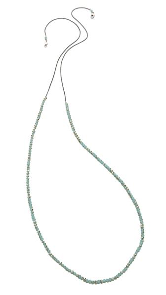 Chan Luu Beaded Crystal Necklace