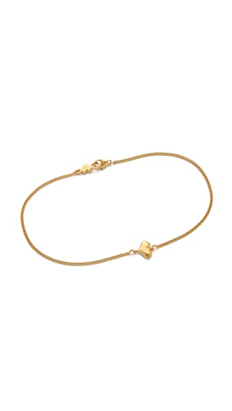 Chan Luu Heart Anklet