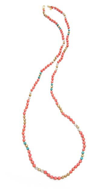 Chan Luu Beaded Necklace