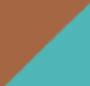 Turquoise Mix/Beige