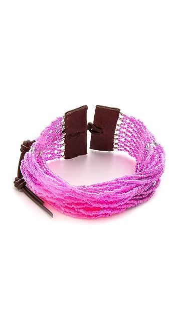 Chan Luu Colorful Beaded Bracelet