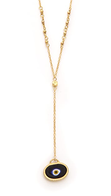 Chan Luu Stone Pendant Necklace