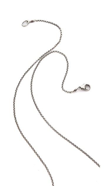 Chan Luu Long Charm Necklace
