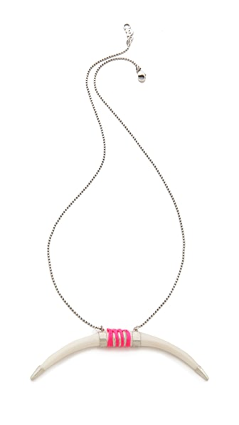 Chan Luu Tusk Pendant Necklace